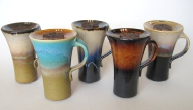 Handmade Coffee Mugs Photo Gallery Travel