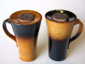 unique ceramic coffee travel mug handmade coffee mugs