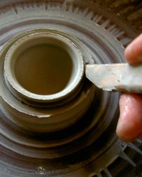 clay pot projects teapot lid