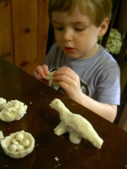 homemade clay for kids