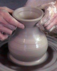 handmade clay pot projects