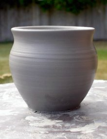 clay pot project wine glass handmade coffee mugs