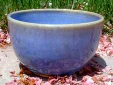 pottery designs blue bowl painting clay pots